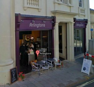 Venue picture - Arlingtons Brasserie Cafe Bar