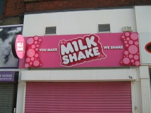 Image of Milkshake
