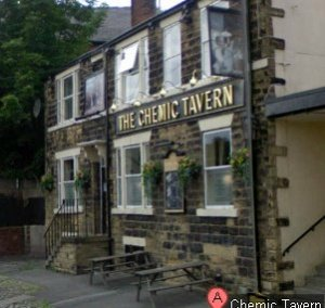 Venue picture - The Chemic Tavern