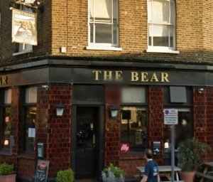 Venue picture - The Bear