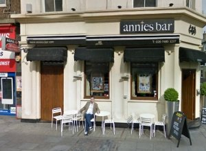 Venue picture - Annies Bar