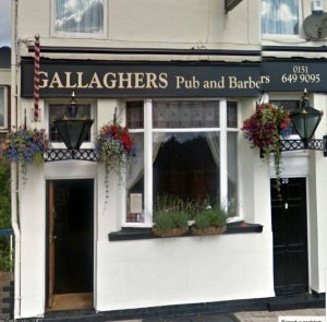 Venue - Gallaghers Pub and Barbers