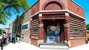 Venue picture - Weeds Tavern