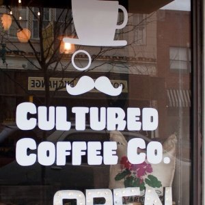 Venue - Cultured Coffee