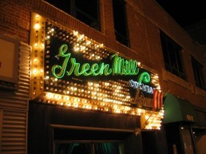 Venue picture - Green Mill Jazz Club