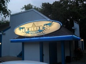 Venue picture - Heroes Sports Bar & Grill