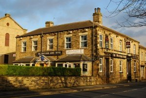 Venue - The Wickham Arms