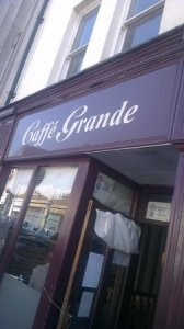 Venue - The Cafe Grande