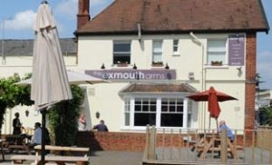 Venue - Exmouth Arms