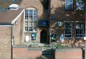 Venue picture - East Oxford Community Centre
